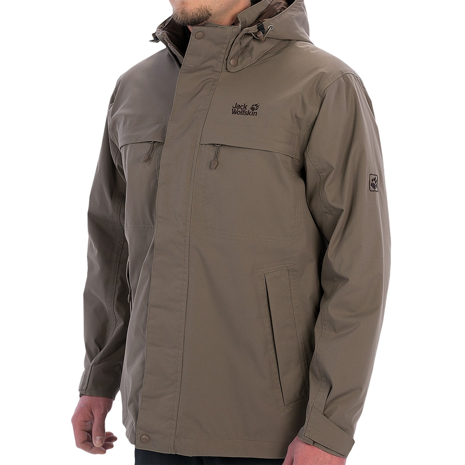 Jack Wolfskin Gravity Flow Texapore Jacket : First Look ...