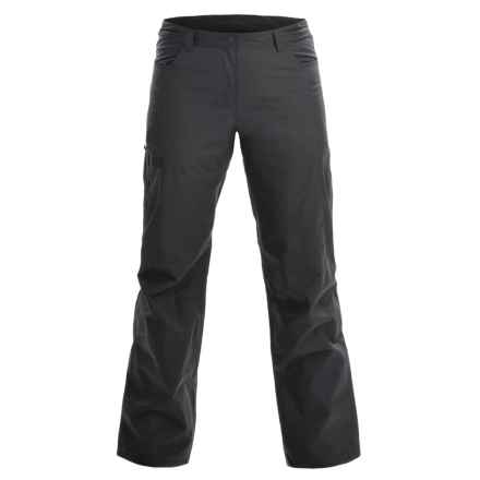 Jack Wolfskin Parana Texapore Snow Pants - Waterproof (For Women) in Black - Closeouts