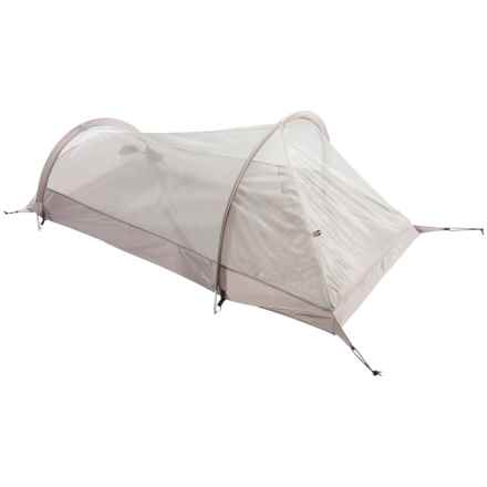Jack Wolfskin Pilgrim I Tent - 1-Person, 3-Season in Dark Moss - Closeouts