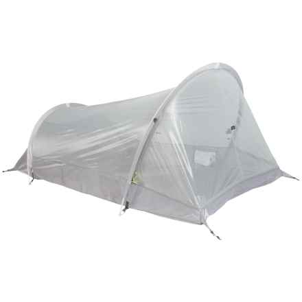 Jack Wolfskin Pilgrim II Tent - 2-Person, 3-Season in Dark Moss - Closeouts