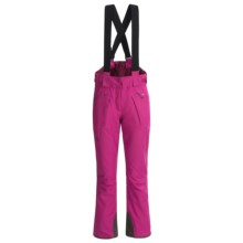 Jack Wolfskin Revelstoke Texapore II Ski Pants - Waterproof, Insulated (For Women) in Dark Magenta - Closeouts