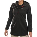 Jack Wolfskin Rockin' Rose Soft Shell Coat (For Women)