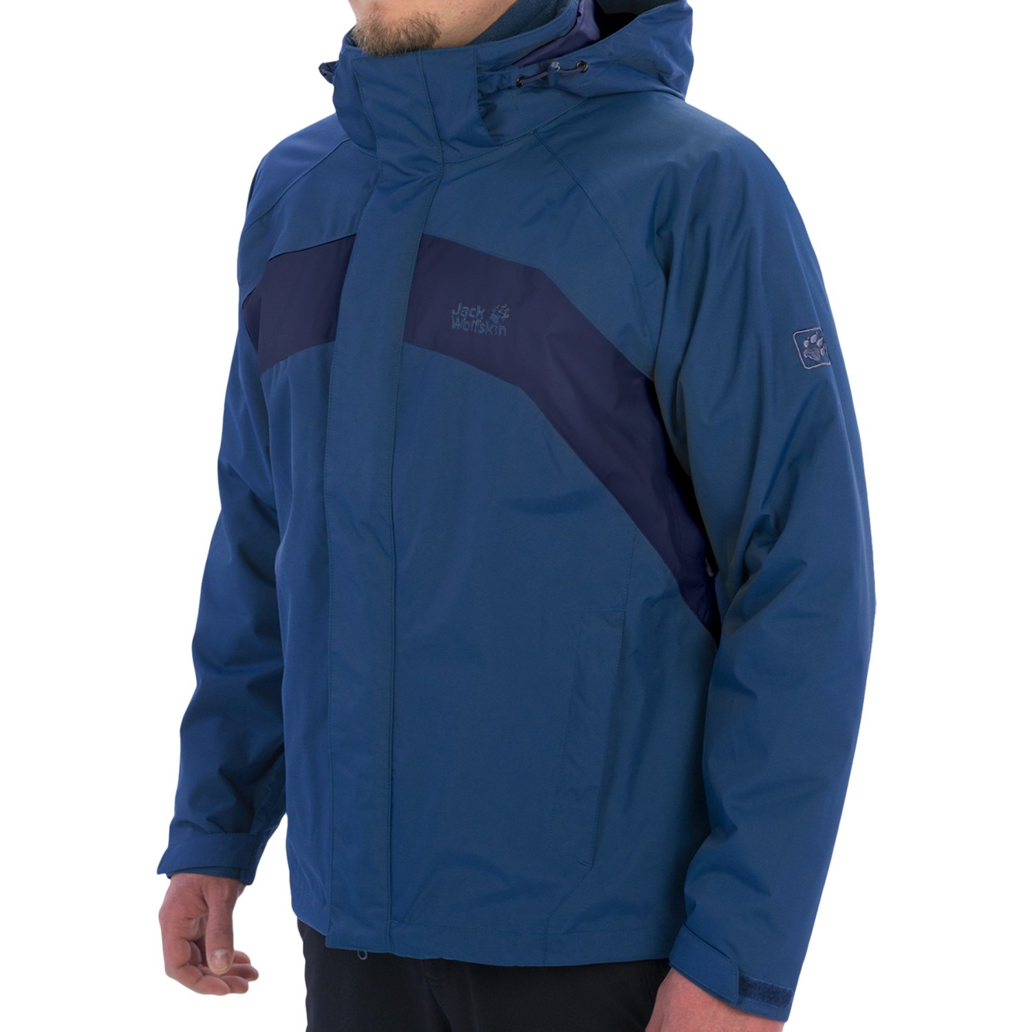 Jack Wolfskin Serpentine Texapore Jacket (For Men)