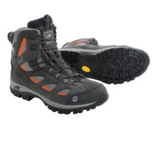Jack Wolfskin Snow Pass Texapore Snow Boots - Waterproof, Insulated, Leather (For Men) in Dark Steel - Closeouts