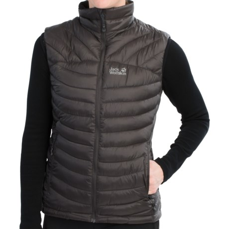 Jack Wolfskin Stratus FIBERCLOUD HT Vest 500 Fill Power (For Women)