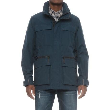 Jack Wolfskin Tech Lab Ocean Ridge Jacket - Waterproof (For Men) in Midnight Blue