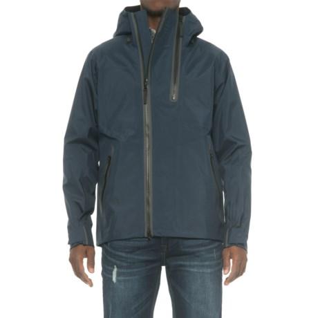 Jack Wolfskin Tech Lab The Front Range Jacket - Waterproof (For Men) in Midnight Blue