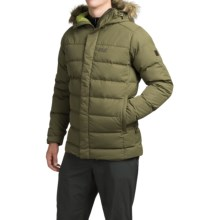 Jack Wolfskin Terrenceville Down Jacket - 550 Fill Power (For Men) in Burnt Olive - Closeouts