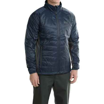 Jack Wolfskin Thermosphere II Jacket - Insulated (For Men) in Night Blue - Closeouts