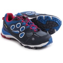Jack Wolfskin Trail Excite Low Texapore Trail Running Shoes (For Women) in Peacock Blue - Closeouts