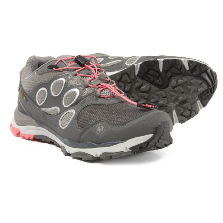 Rosebud Trail Running in Women Excite Shoes Jack For Texapore Wolfskin Trail Low ZgAUPq