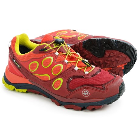 Jack Wolfskin Trail Excite Low Texapore Trail Running Shoes Waterproof (For Men)