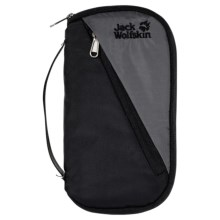 Jack Wolfskin Travel Pouch XT in Black - Closeouts