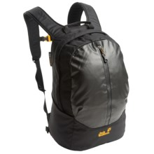 Jack Wolfskin Turtle Backpack in Black - Closeouts