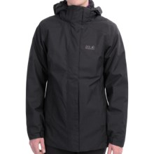 Jack Wolfskin Vernon Texapore Jacket - Waterproof, Insulated, 3-in-1 (For Women) in Black - Closeouts