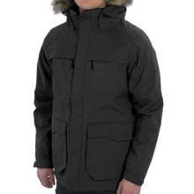 Jack Wolfskin Westport Texapore Jacket - 3-in-1, Waterproof, Insulated (For Men) in Black - Closeouts