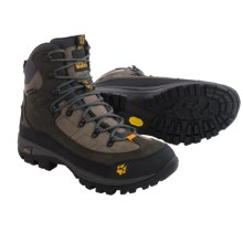 Jack Wolfskin Winter Trail Texapore Snow Boots - Waterproof, Insulated, Leather (For Women) in Tarmac Grey - Closeouts