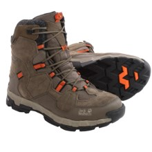 Jack Wolfskin Yukon Valley Texapore Snow Boots - Waterproof, Insulated (For Men) in Stone - Closeouts