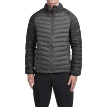 Jack Wolfskin Zenon Basic Down Jacket - 700 Fill Power (For Men) in Dark Steel - Closeouts