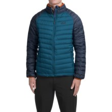 Jack Wolfskin Zenon Basic Down Jacket - 700 Fill Power (For Men) in Moroccan Blue - Closeouts
