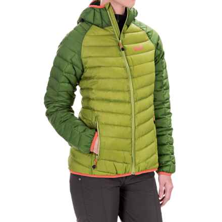 Jack Wolfskin Zenon XT Down Jacket - 700 Fill Power (For Women) in Earl Green - Closeouts