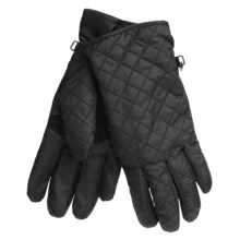 Jacob Ash Attagirl Commuter Gloves - Insulated (For Women) in Anthracite - Closeouts