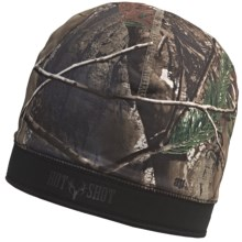 Jacob Ash Eagle XSF Fleece Beanie Hat - Windstopper® (For Men and Women) in Realtree Ap - Closeouts
