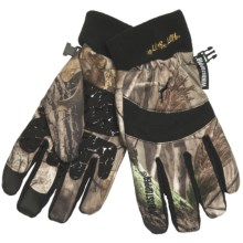 Jacob Ash Falcon Hunting Gloves - Windstopper® (For Men) in Realtree Ap - Closeouts