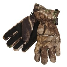 Jacob Ash Hot Shot Defender Hunting Gloves - Waterproof, 40g Thinsulate® (For Men) in Realtree All-Purpose - Closeouts