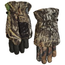 Jacob Ash Hot Shot Elite Gore-Tex® Windstopper® Gloves - 3-in-1, Waterproof, Insulated (For Men) in Mossy Oak Break-Up - Closeouts