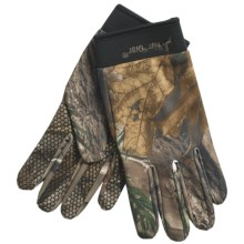 Jacob Ash Hot Shot XSP Shooters Gloves - Lightweight (For Men) in Realtree Ap - Closeouts