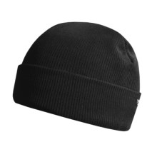 Jacob Ash Knit Hat - Insulated (For Men and Women) in Anthracite - Closeouts