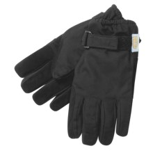 Jacob Ash Ryno Duck Work Gloves - Waterproof, Insulated (For Men) in Black - Closeouts
