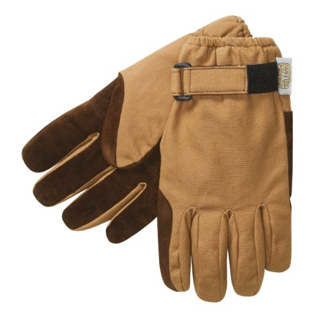 Jacob Ash Ryno Duck Work Gloves - Waterproof, Insulated (For Men)
