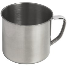 Jacob Bromwell Classic Stainless Steel Mug - Large, 28 fl.oz. in Stainless - 2nds