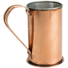Jacob Bromwell Collector's Copper Cup - 28 fl.oz. in Copper - Closeouts