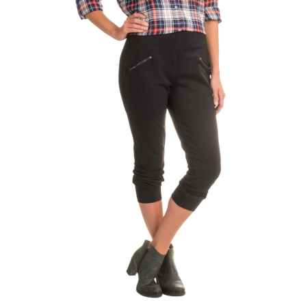 JAG Addie Joggers (For Women) in Black - Closeouts
