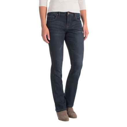 JAG Atwood Platinum Bootcut Jeans - Mid Rise (For Women) in Indigo - Closeouts