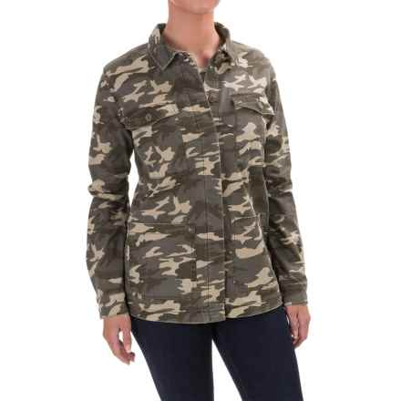 JAG Autumn Jacket (For Women) in Olive - Closeouts