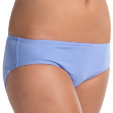 JAG Bikini Bottoms (For Women) in Periwinkle - Closeouts