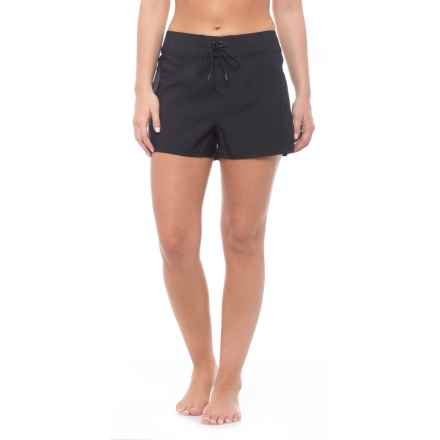 JAG Boardshorts (For Women) in Black - Closeouts
