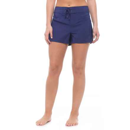 JAG Boardshorts (For Women) in Navy - Closeouts