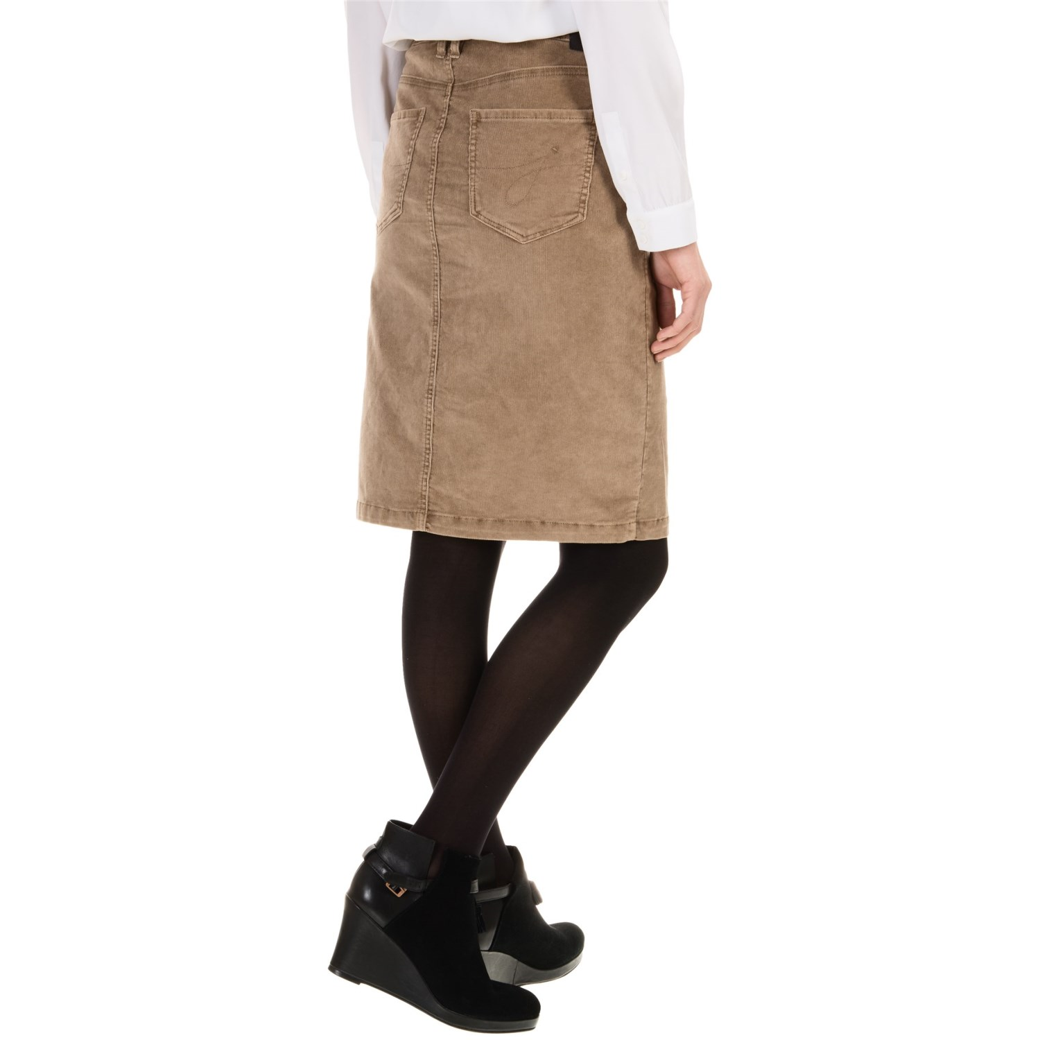 jag hazel corduroy skirt for save 33