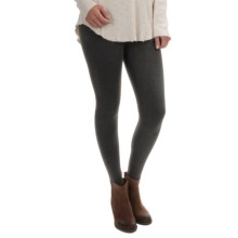 JAG Huxley High-Rise Leggings (For Women) in Charcoal Heather - Overstock
