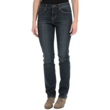 JAG Jackson Mid-Rise Jeans - Straight Leg (For Women) in Indigo - Closeouts