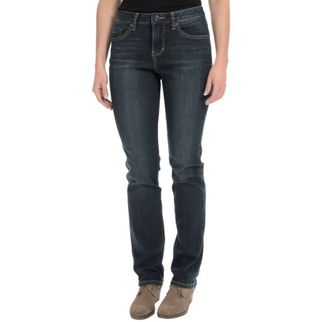 JAG Jackson Mid Rise Jeans Straight Leg (For Women)