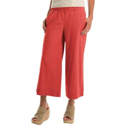 JAG Jaclyn Culottes (For Women) in Deep Coral - Overstock