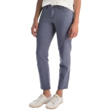 JAG Lena Ankle Pants (For Women) in Blue Reef - Overstock