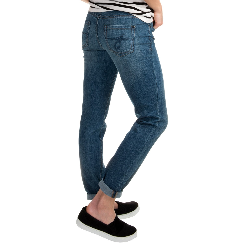 Womens Slim Leg Jeans