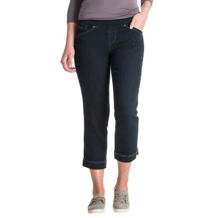 JAG Marion Crop Jeans (For Women) in After Midnight - Closeouts